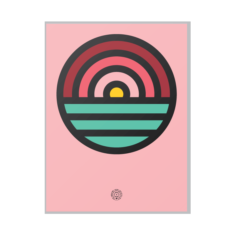 "Image of Draplin ""Whims"" Poster"