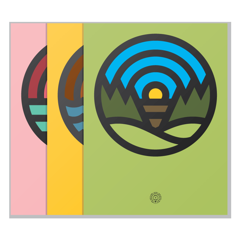 Image of Draplin Poster Set
