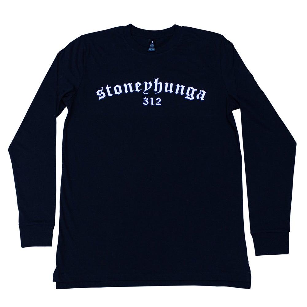 Image of LS STONEYHUNGA 312 (Black)