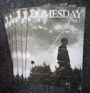 Image of Domesday Vol. 1 Zine