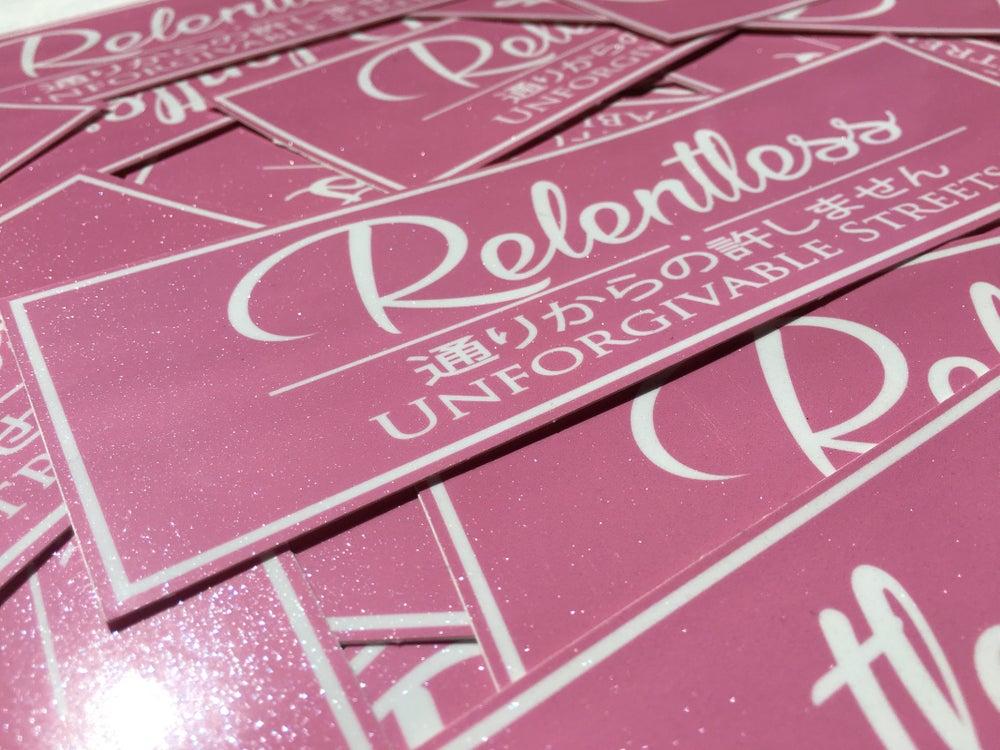 Image of WrongXHood    Relentless Limited Edition