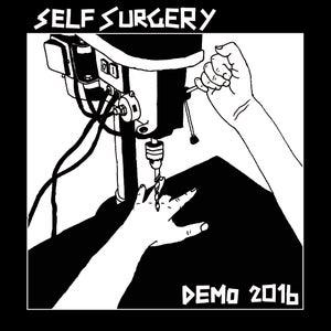 "Image of  SELF SURGERY - demo 2016 7"" vinyl PREORDER"