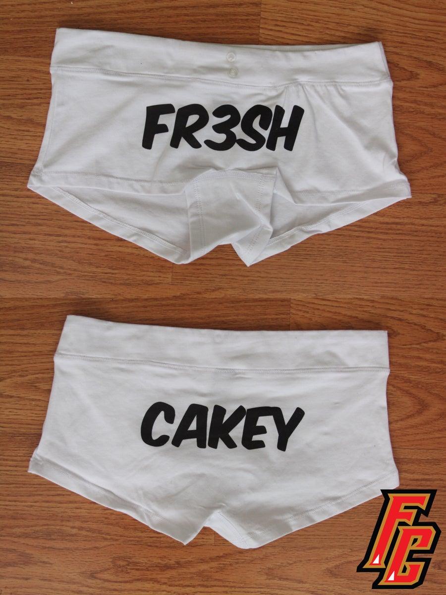 Image of Fr3sh & Cakey Booty Shorts
