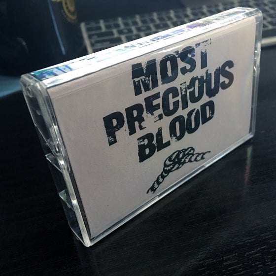 Image of Most Precious Blood 2000 Demo Cassette