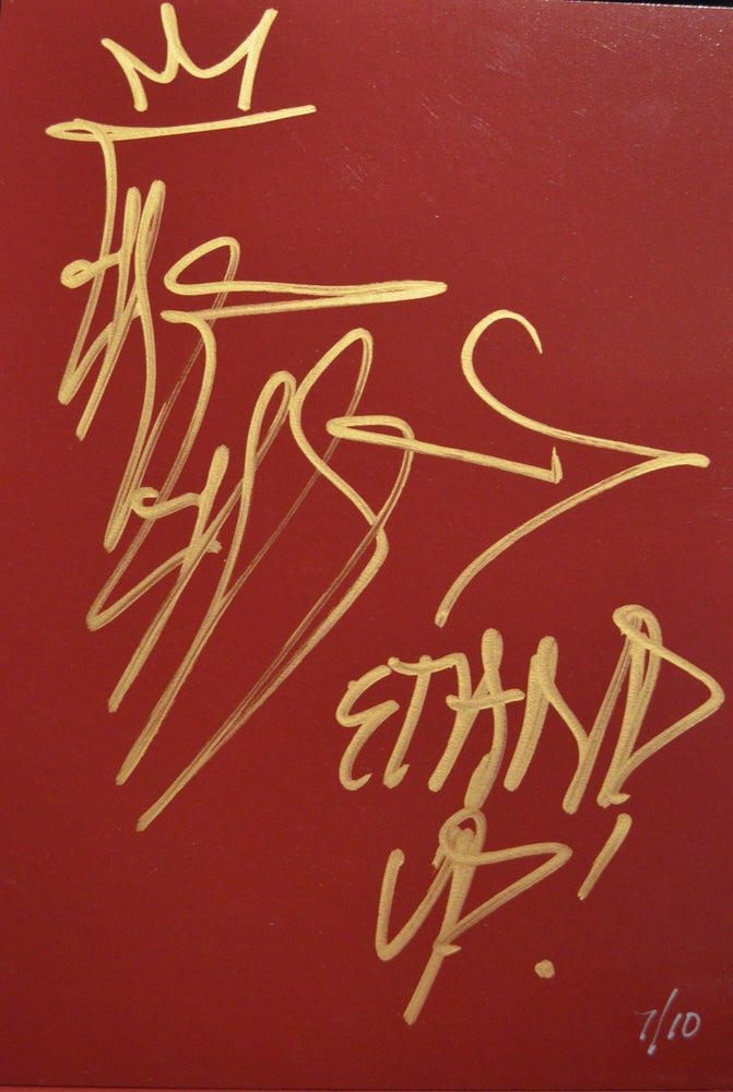 Image of PHILLY HANDSTYLE by ENEM (ORIGINAL GOLD EDITION)