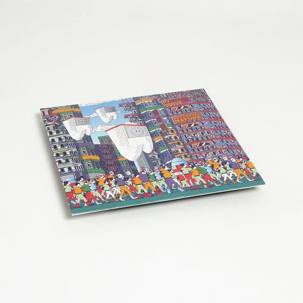 """Image of Dj Vague - Restoring Nature 12"""" (limited 200)"""