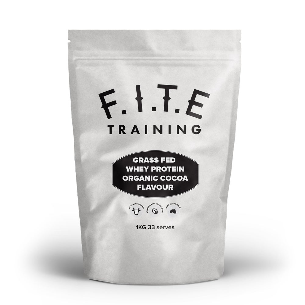 Image of Grass Fed Whey Protein Cocoa Flavour