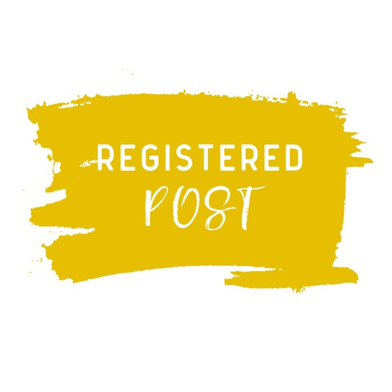 Image of Registered Post