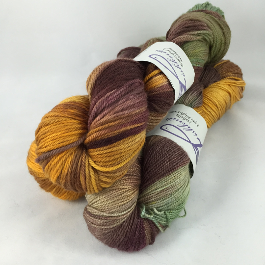Image of Jurassic Park: Kettle Dyed Assorted Superwash fingering or worsted bases