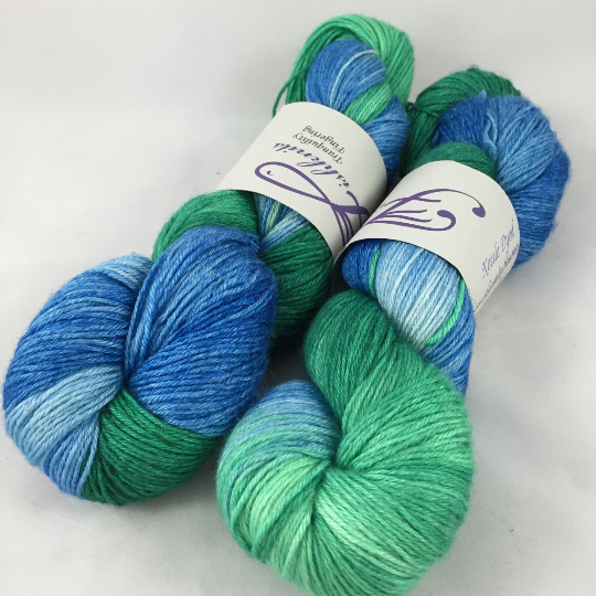 Image of Rambling Rosemary: Tranquility fingering yarn