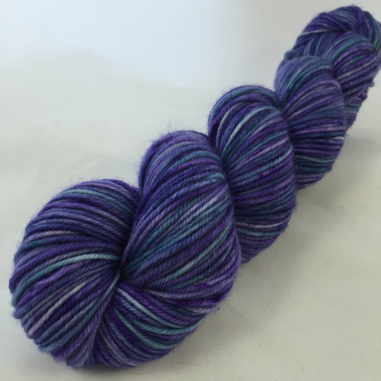 Image of Girl Vibes: OOAK Kettle Dyed Superwash Bliss MCN DK weight
