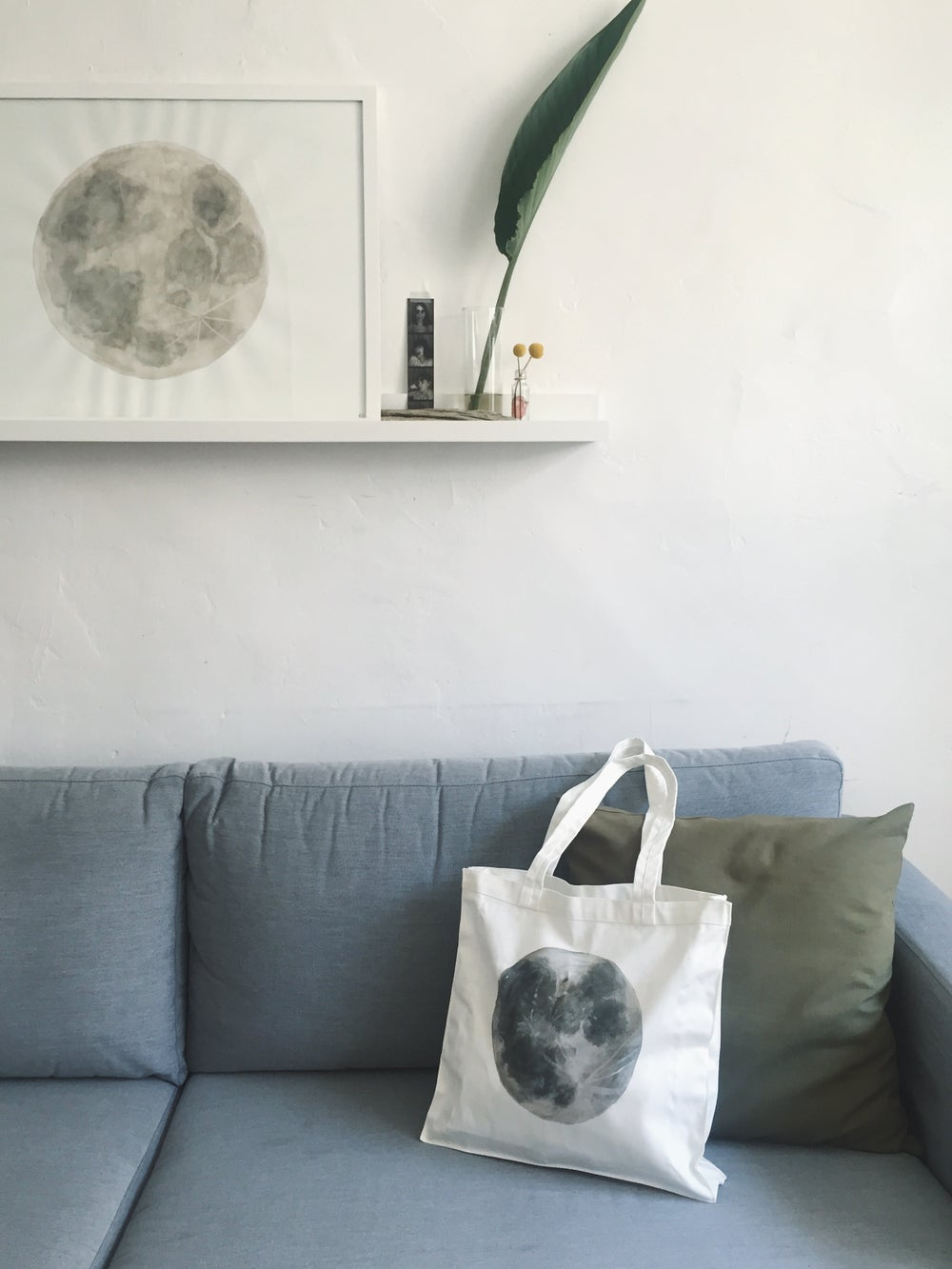 Image of Moon Tote