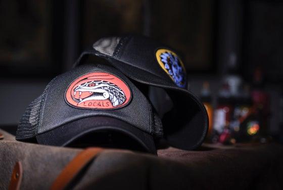 Image of Locals Traditional Caps