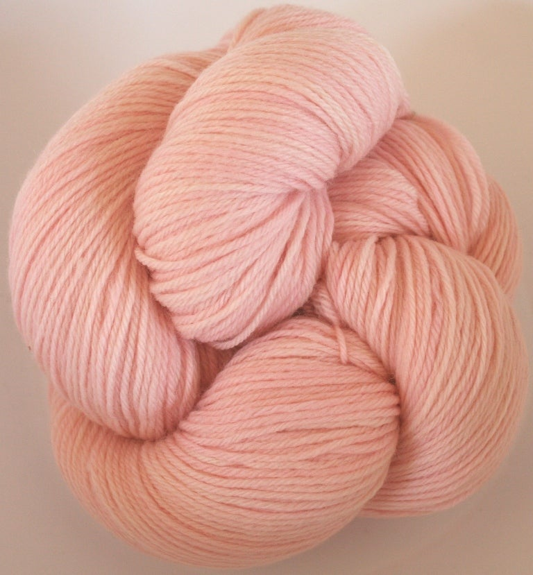 Image of Plum Blossom: Superwash Opulence MCN Fingering