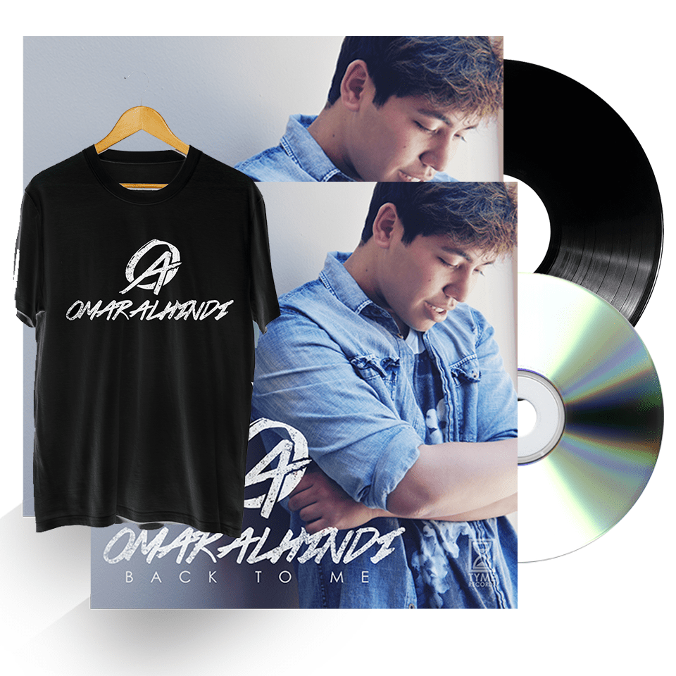 "Image of ""Back to Me"" SIGNED DELUXE FAN BUNDLE"