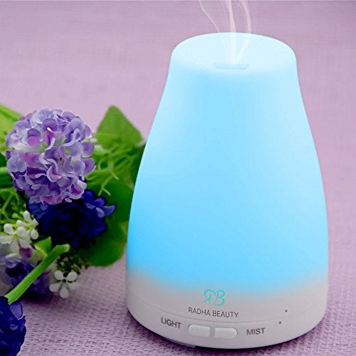 Image of Radha Beauty Aromatherapy Essential Oil Diffuser