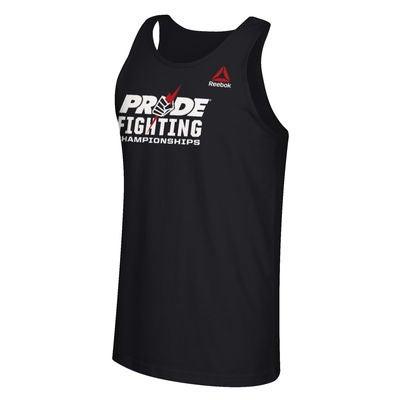 Image of Reebok 2016 UFC International Fight Week Pride Fist Men's Tank Top (Black)