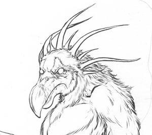 Image of Creature design