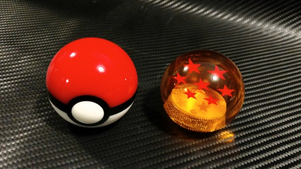 Image of Pokemon / Dragon Ball Z