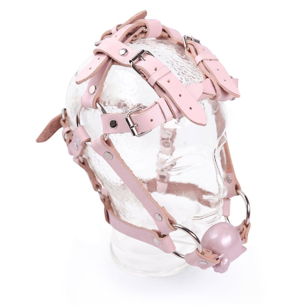 Image of Gag Skull Harness