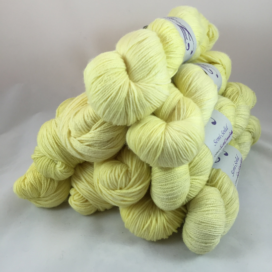 Image of Sweet Cream Butter: Assorted DK and Fingering Bases