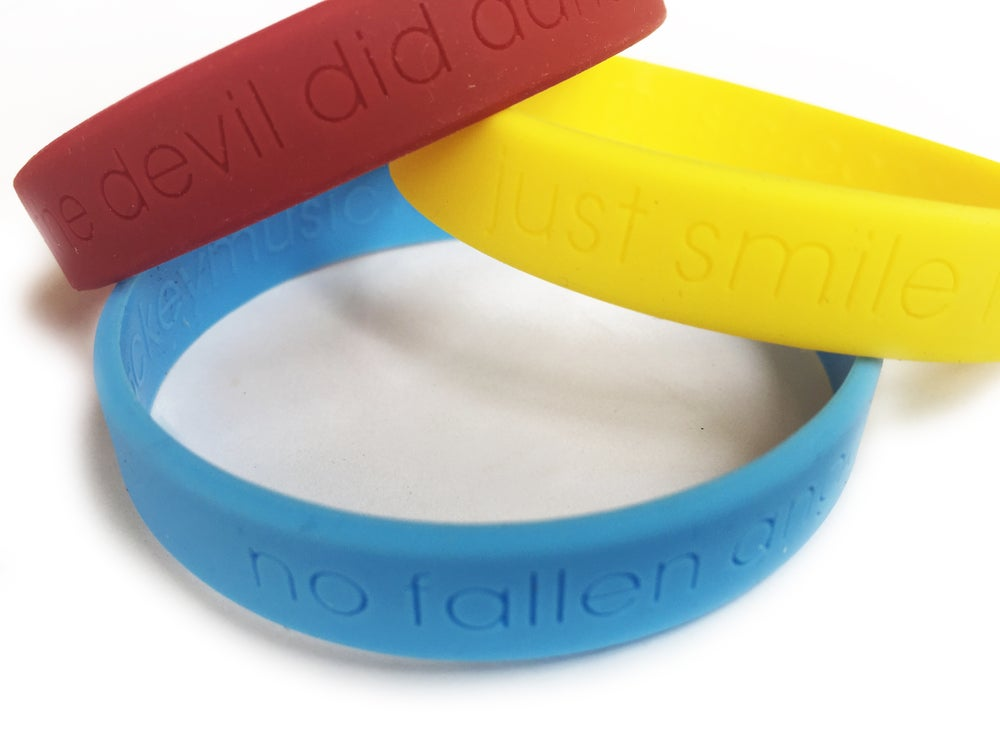 Image of Lyric Wrist Band Set