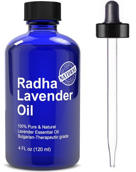 Image of Radha Beauty Lavender Essential Oil
