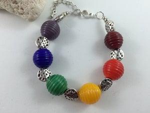 Image of Pride - Rainbow bracelet