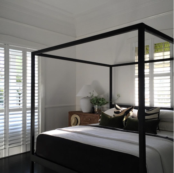 Image of Four Poster Bed
