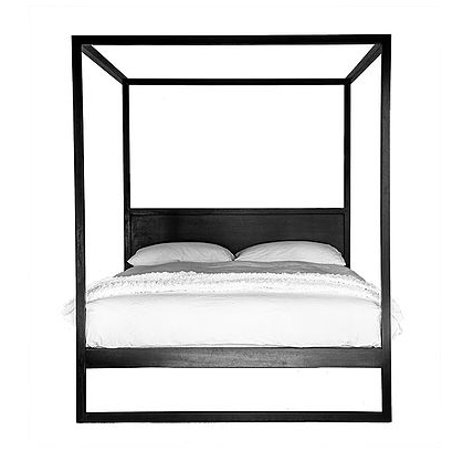 Image of Four Poster Bed Queen Size