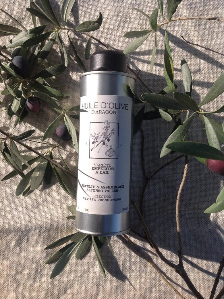 Image of L'huile d'olive à l'ail de Lautrec