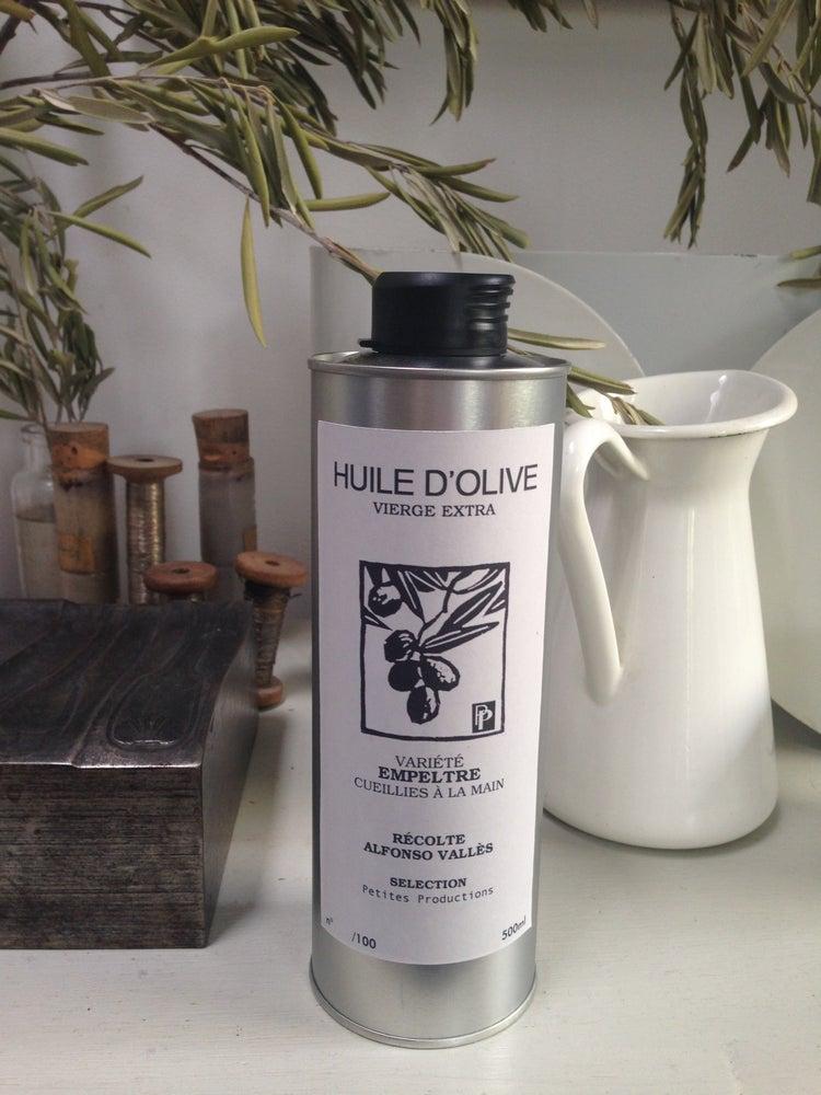 Image of L'huile d'olive monovariétale Empeltre