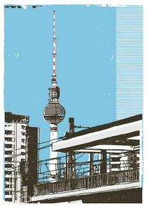 Image of Fernsehturm print