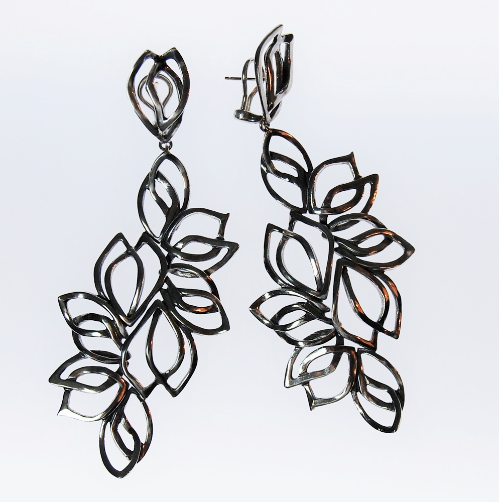 Image of Tratti XL Earrings