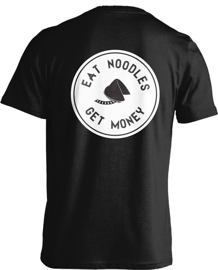 Image of ENGM T-shirt black