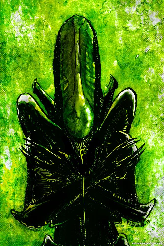Image of XENOMORPH 2