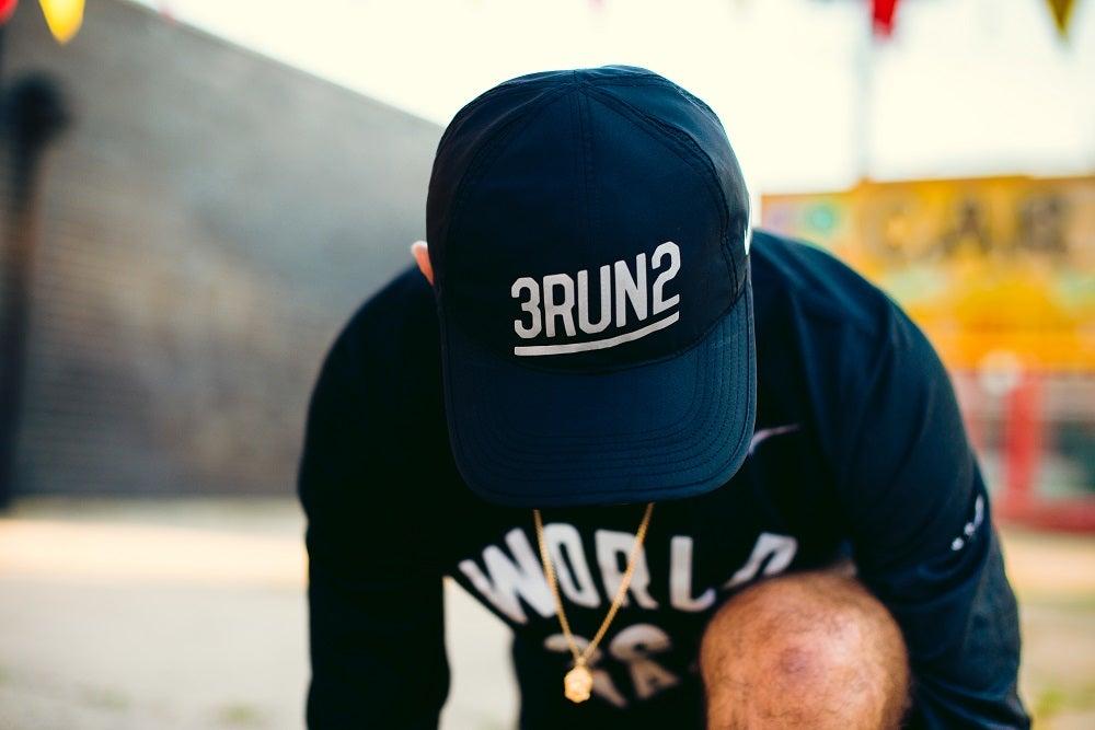 Image of Reflective Running Hat (Unisex)