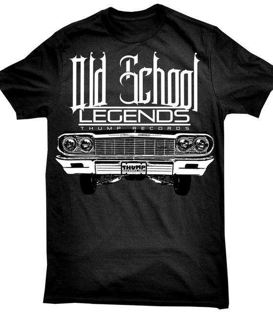 Image of OLD SCHOOL LEGENDS - THUMP RECORDS