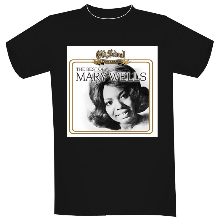 Image of MARY WELLS - THUMP RECORDS T-SHIRT