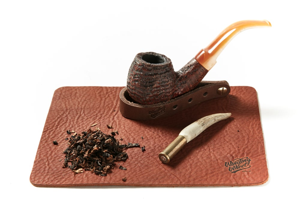 Image of The Hoss Pipe Tobacco Mat