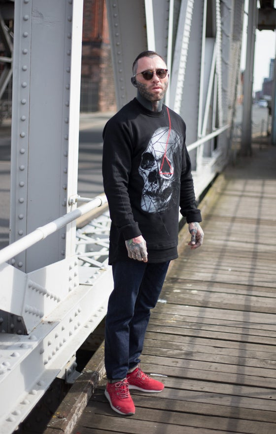 Image of Reaper Crewneck