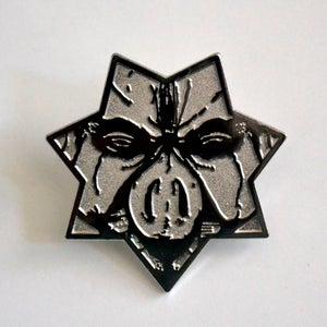 Image of STARPIG 15th anniversary Lapel Pin