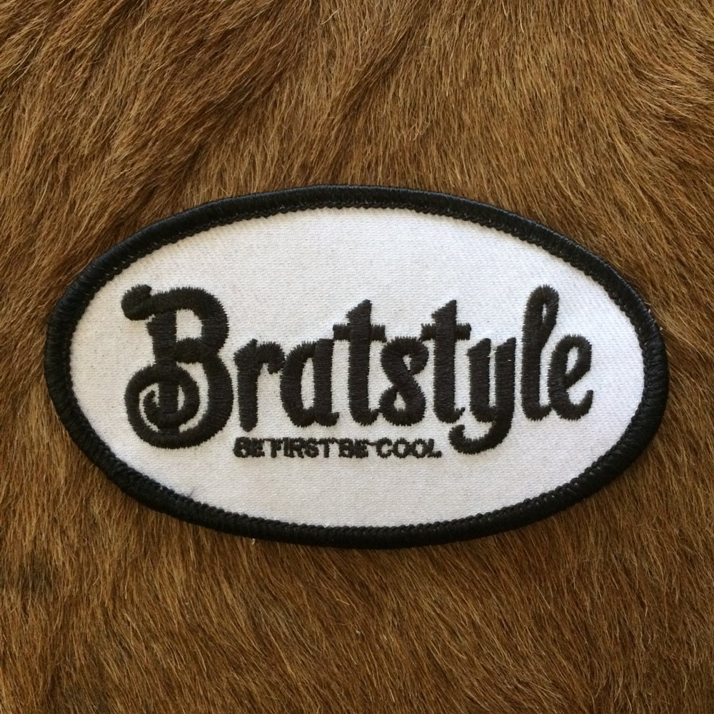 Image of BRAT STYLE PATCH by SKETCH ○