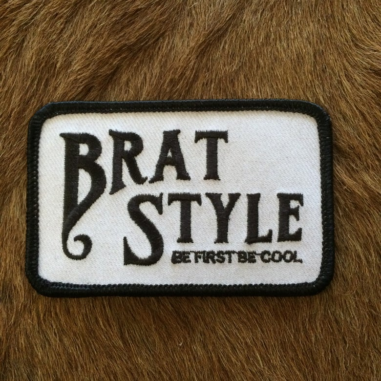Image of BRAT STYLE PATCH by SKETCH