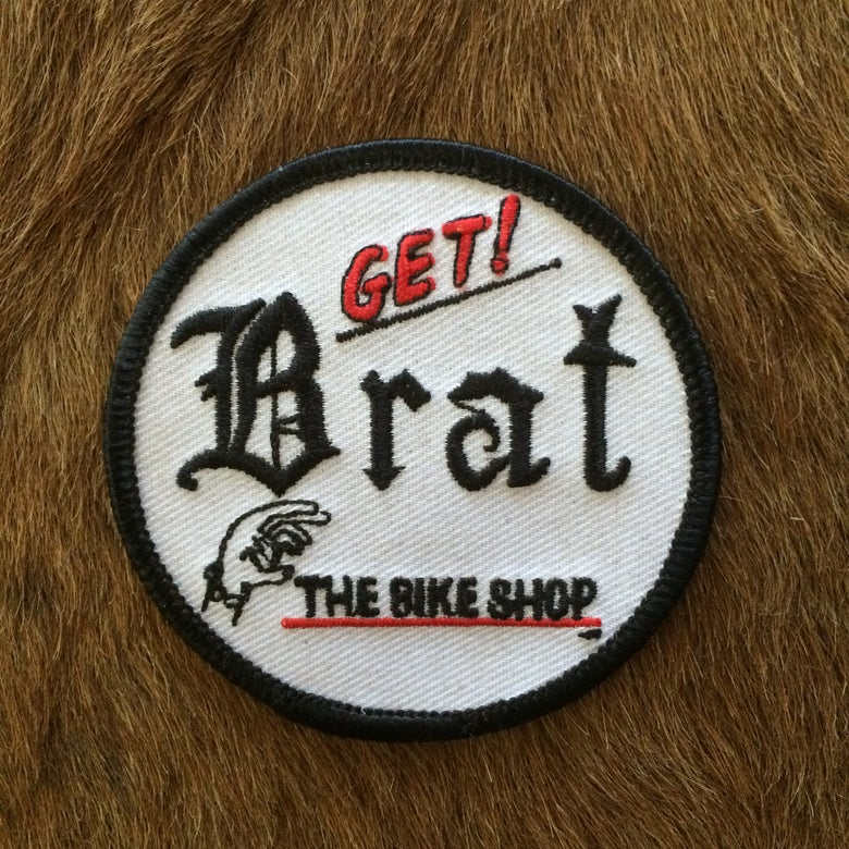 Image of BRAT STYLE PATCH by WC