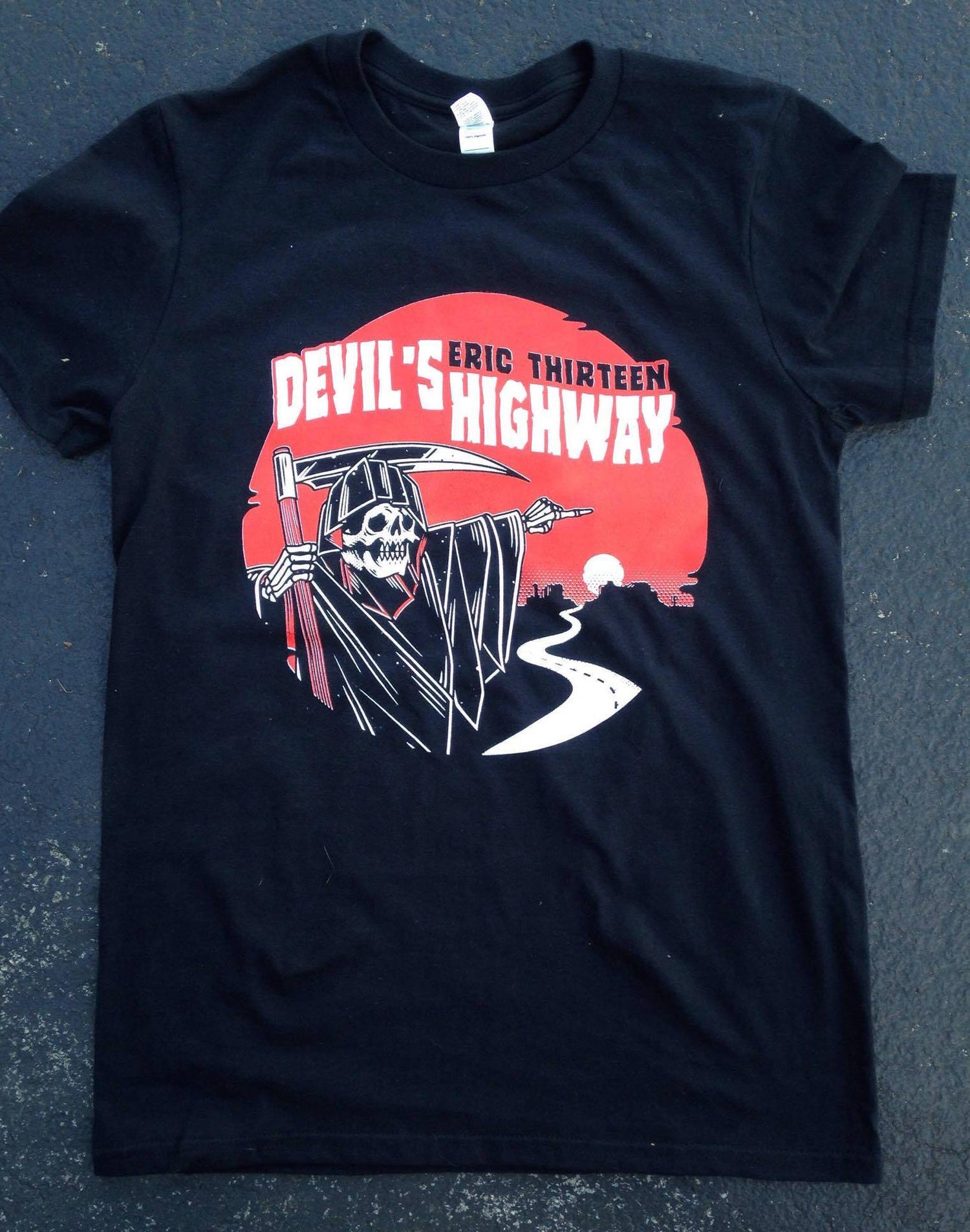 Image of TSHIRT: DEVILS HIGHWAY