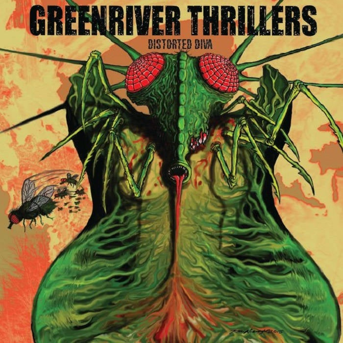 Image of Greenriver Thrillers - Distorted Diva