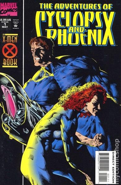 Image of Adventures of Cyclops and Phoenix