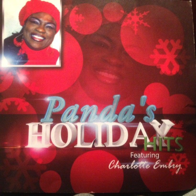 Image of Panda's Holiday Hits ft. Charlotte Embry