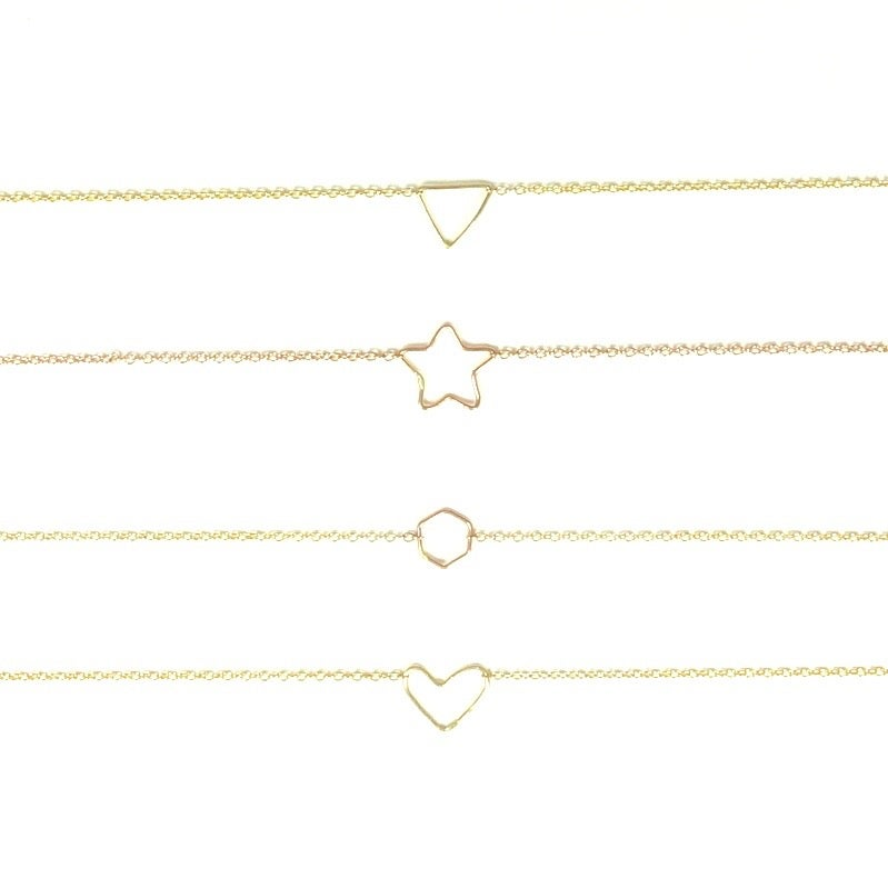 Image of Mini Charm Anklet